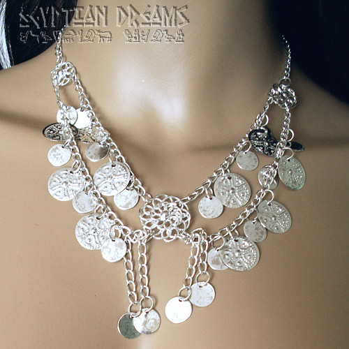 Necklace/Headdress (Silver)