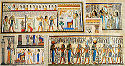 80cm x 30cm Papyrus Paintings (Pack of 5)