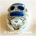 Faience-style Scarab
